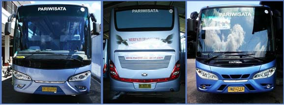 Bus 40 seat